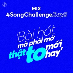 Song Challenge Day 5 - Various Artists
