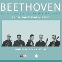 Beethoven : Complete String Quintets - Endellion String Quartet