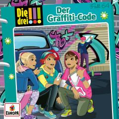 064/Der Graffiti-Code - Die drei !!!