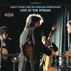 Live At The Ryman - Marty Stuart And His Fabulous Superlatives