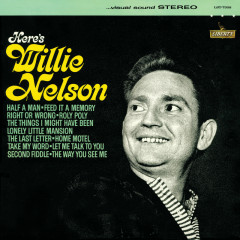 Here's Willie Nelson - Willie Nelson