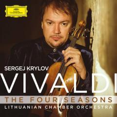 The Four Seasons, Concertos RV 249 & 284 - Sergej Krylov, Lithuanian Chamber Orchestra