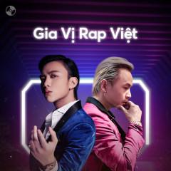 Gia Vị Rap Việt - HURRYKNG, Mỹ Anh, Karik, Vũ Phụng Tiên