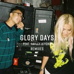 Glory Days (feat. Hayley Kiyoko) [Remixes] - Sweater Beats, Hayley Kiyoko