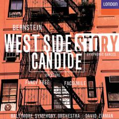 Bernstein: West Side Story Symphonic Dances; Facsimile; Fancy Free; Candide Overture - Baltimore Symphony Orchestra, David Zinman