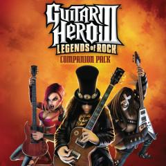 Guitar Hero III Legends of Rock Companion Pack