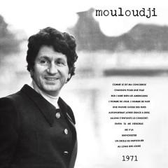 Autoportrait (Atheé grâce à Dieu) 1971 - Mouloudji