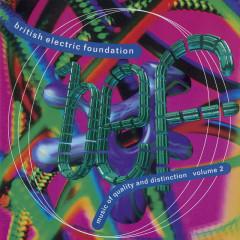 Music Of Quality And Distinction Volume II - B.E.F.