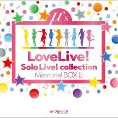 LoveLive! Solo Live! III from μ's Kotori Minami : Memories with Kotori CD3 - Aya Uchida
