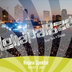 Live at Lollapalooza 2007: Regina Spektor (DMD EP) - Regina Spektor