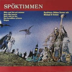Spöktimmen - Michael B. Tretow,Håkan Serner