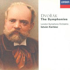 Dvorák: The Symphonies/Overtures - London Symphony Orchestra, István Kertész