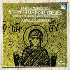 Monteverdi: Vespers of the Blessed Virgin - English Baroque Soloists, John Eliot Gardiner