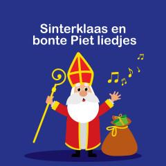 Sinterklaas En Bonte Piet Liedjes - Kinderliedjes Om Mee Te Zingen
