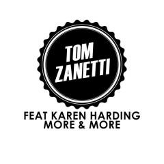 More & More - Tom Zanetti,Karen Harding
