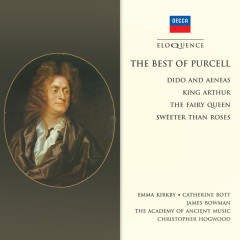 The Best Of Purcell - Emma Kirkby, Catherine Bott, James Bowman, The Academy of Ancient Music, Christopher Hogwood