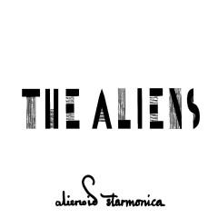 Alienoid Starmonica EP - The Aliens