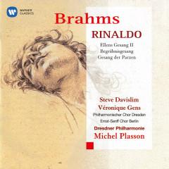 Brahms: Rinaldo, Ellens Gesang II, Begräbnisgesang & Gesang der Parzen - Michel Plasson, Steve Davislim, Veronique Gens
