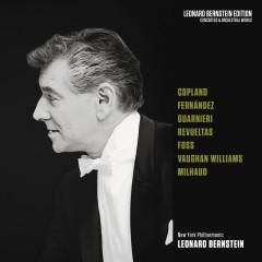 Copland: El salón México - Vaughan Williams: Fantasias - Foss: Phorion - Milhaud: La Creátion du monde