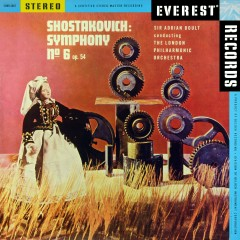 Shostakovich: Symphony No. 6, Op. 54 (Transferred from the Original Everest Records Master Tapes) - London Philharmonic Orchestra, Sir Adrian Boult