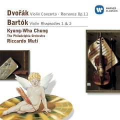 Dvorak: Violin Concerto/Romance etc. - Kyung-wha Chung