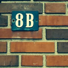 8B - Jamie Kamara