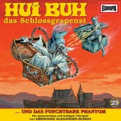 23/und das furchtbare Phantom - Hui Buh, das Schlossgespenst