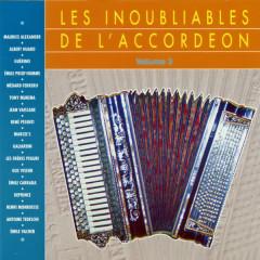 Les Inoubliables De L'accordéon Vol. 3 - Various Artists