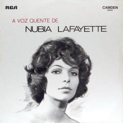 A Voz Quente de Núbia Lafayette - Núbia Lafayette