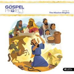 The Gospel Project for Kids Vol. 10: The Mission Begins - Lifeway Kids Worship