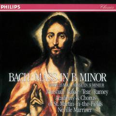 Bach, J.S.: Mass in B minor - Margaret Marshall, Dame Janet Baker, Robert Tear, Samuel Ramey, Academy of St. Martin  in  the Fields Chorus