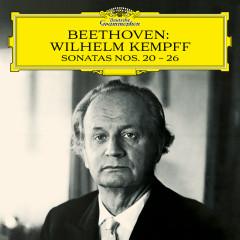 Beethoven: Sonatas Nos. 20 - 26 - Wilhelm Kempff