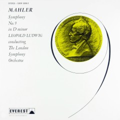Mahler: Symphony No. 9 in D Minor (Transferred from the Original Everest Records Master Tapes) - London Symphony Orchestra, Leopold Ludwig
