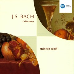 Bach: Cello Suites - Heinrich Schiff