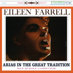 Eileen Farrell -  Arias in the Great Tradition - Eileen Farrell