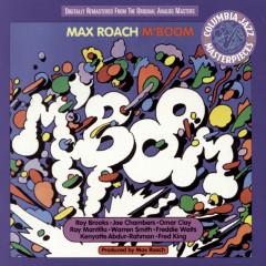 M'Boom - Max Roach