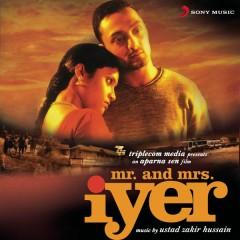 Mr. and Mrs. Iyer (Original Motion Picture Soundtrack) - Ustad Zakir Hussain