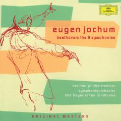 Beethoven: The 9 Symphonies - Berliner Philharmoniker, Symphonieorchester des Bayerischen Rundfunks, Eugen Jochum