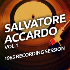 Salvatore Accardo - 1965 Recording Session - Salvatore Accardo