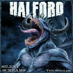 Silent Screams - The Singles - Halford