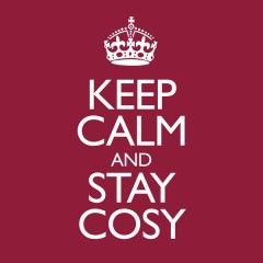 Keep Calm & Stay Cosy