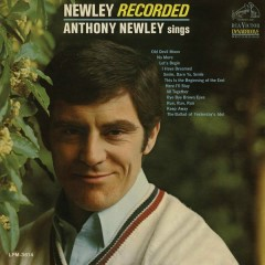 Newley Recorded - Anthony Newley