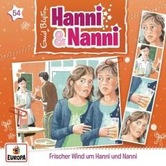 054/Frischer Wind um Hanni und Nanni