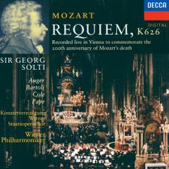 Mozart: Requiem - Arleen Augér, Cecilia Bartoli, Vinson Cole, René Pape, Konzertvereinigung Wiener Staatsopernchor
