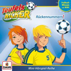 WM-Wissen: Rückennummern! - Teufelskicker