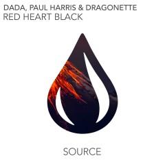 Red Heart Black - Dada, Paul Harris, Dragonette