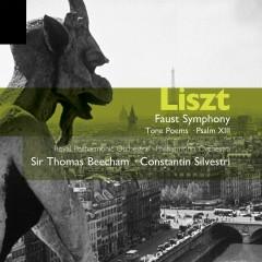 Liszt: Faust Symphony; Psalm XIII; Les preludes, Tasso etc. - Sir Thomas Beecham, Royal Philharmonic Orchestra