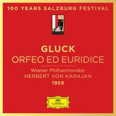 Gluck: Orfeo ed Euridice - Sena Jurinac, Graziella Sciutti, Giulietta Simionato, Wiener Philharmoniker, Herbert von Karajan