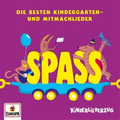 Kinderliederzug - Die besten Kindergarten- und Mitmachlieder: Spaß