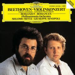 Beethoven: Violin Concerto; Romances - Shlomo Mintz, Philharmonia Orchestra, Giuseppe Sinopoli